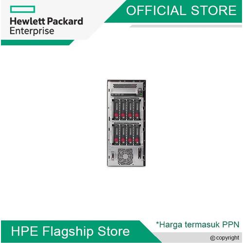 Foto Produk ML110 G10 4210R - SILVER 10 CORE 2.4GHz, 32GB, SSD SATA 960GB, RPS, KM dari HPE Flagship Store