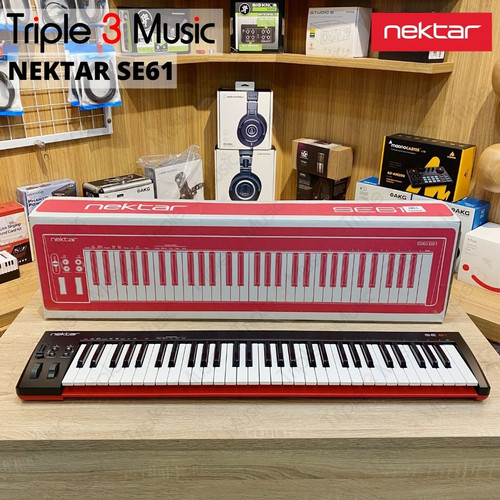 Foto Produk NEKTAR se61 se 61 se-61 Midi Controller 61 Keys original dari triple3music