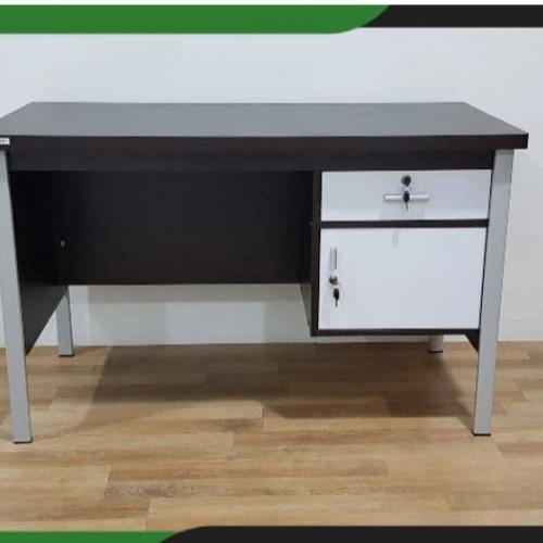 Foto Produk meja kantor kaki besi dari sumber baru furniture80