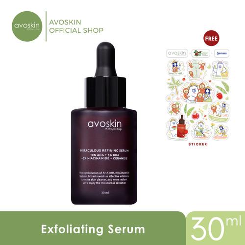 Foto Produk Avoskin Miraculous Refining Serum 30ml dari Avoskin