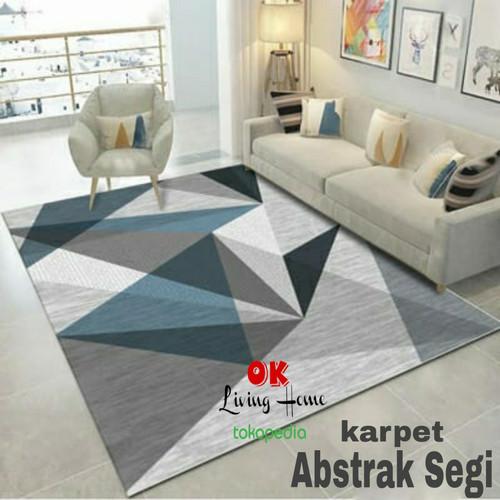 Foto Produk karpet, karpet abstrak, karpet permadani, karpet modern dari Ok livinghome