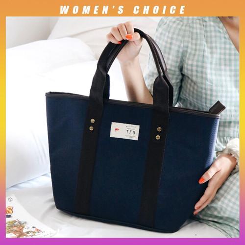 Foto Produk TOTE BAG TFG TOMOKO 407 BLUE dari TFG (Taylor Fine Goods)