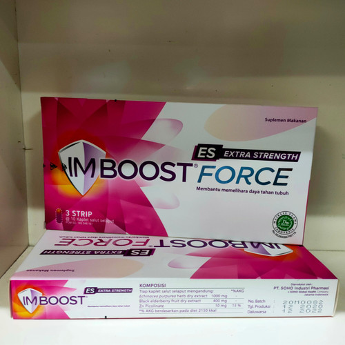 Foto Produk imboost force extra strength dari dahan ucok