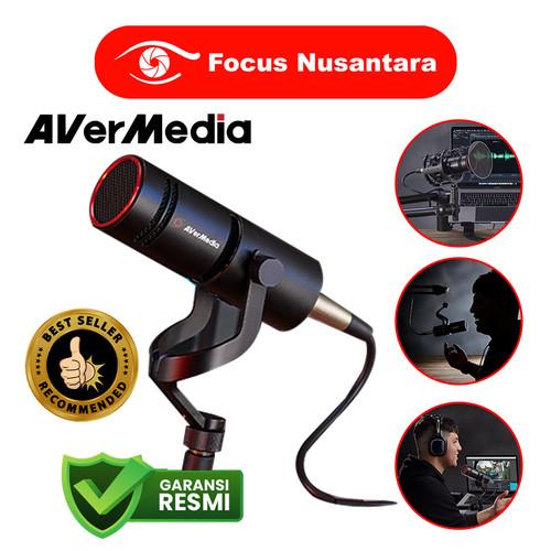 Foto Produk AVERMEDIA Live Streamer MIC-330 dari Focus Nusantara