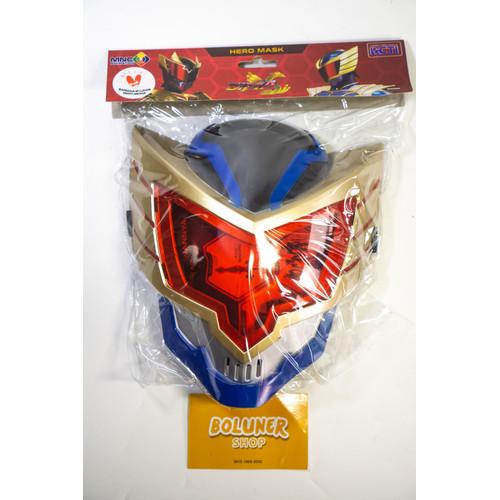 Foto Produk Mainan Topeng Hero Bima Mask Warrior Super Eagle - SUPER EAGLE dari Boluner-Shop