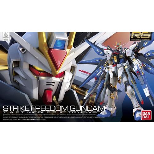 Foto Produk RG Strike Freedom Gundam - Strike Freedom dari Hobby Japan