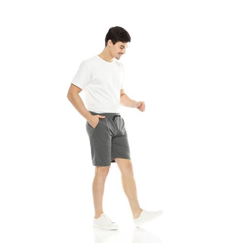 Foto Produk celana boxer pria/celana pria pendek - Abu-abu, L dari Brotherholicstore