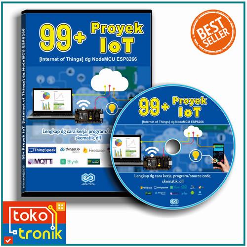 Foto Produk 99+ Proyek IoT - Internet of Things dari Toko tronik