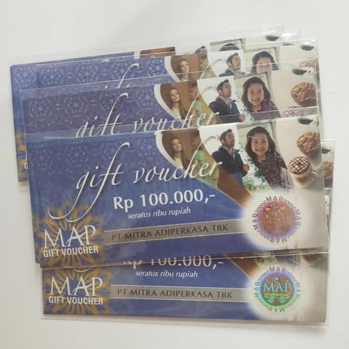 Foto Produk map gift promo biru dari MIX8
