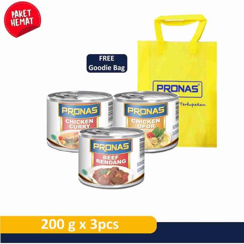 Foto Produk PRONAS Paket Masakan Indonesia Free Tote Bag dari Pronas Official Store