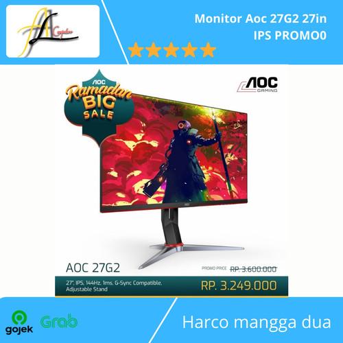 Foto Produk Monitor Aoc 27G2 27in IPS PROMO0 dari AL computerr