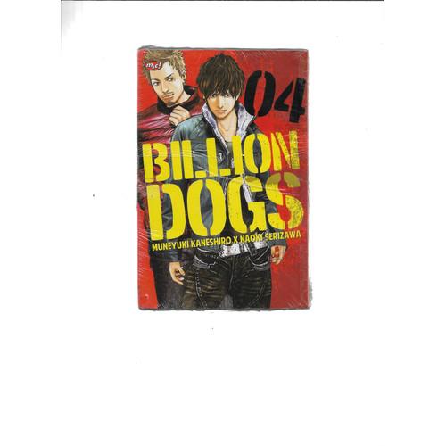 Foto Produk BILLION DOGS 1-4 TAMAT -UR dari Toko Buku Uranus