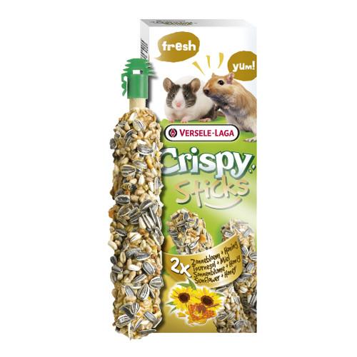 Foto Produk Versele Laga Crispy Sticks Sunflower Honey 110gr Snack Cemilan Hamster - EXP 2022-07 dari Hime petshop