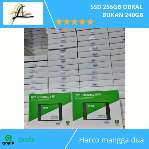 Foto Produk SSD 256GB OBRAL BUKAN 240GB dari AL computerr