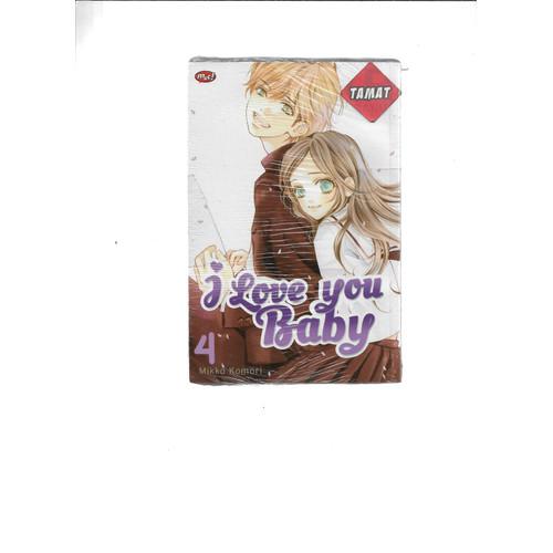 Foto Produk I LOVE YOU BABY 1-4 END -UR dari Toko Buku Uranus