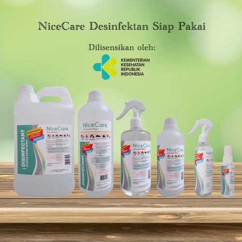 Foto Produk Desinfektan Food safe Siap Pakai Nice Care - 1L Siap Pakai dari Sisedapepade