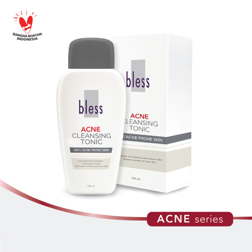 Foto Produk Bless Acne Cleansing Tonic 125ml dari Bless Cosmetics ID
