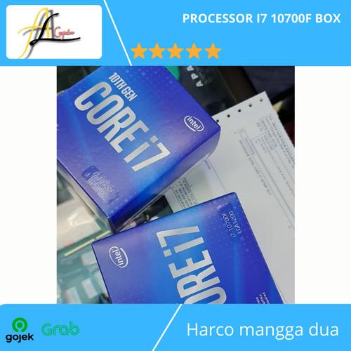 Foto Produk PROCESSOR I7 10700F BOX dari AL computerr