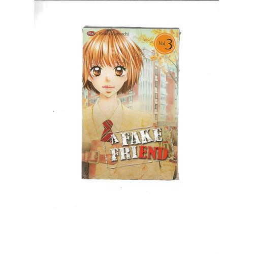 Foto Produk A FAKE FRIEND 1-3 -UR dari Toko Buku Uranus