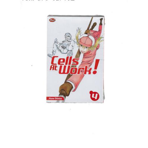 Foto Produk CELLS AT WORK! SET 1-5 -UR dari Toko Buku Uranus