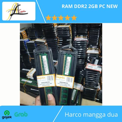 Foto Produk RAM DDR2 2GB PC NEW dari AL computerr