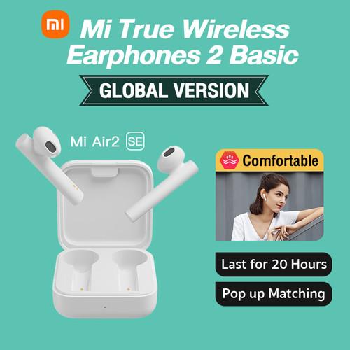 Foto Produk Xiaomi Mi True Wireless Earphones 2 Basic Air 2 Se Global Version dari vinkovinko