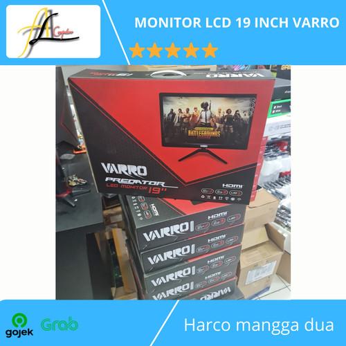 Foto Produk MONITOR LCD 19 INCH VARRO LED VARRO OBRAL dari AL computerr