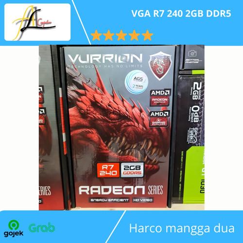 Foto Produk VGA R7 240 2GB DDR5 dari AL computerr