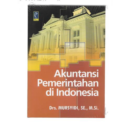 Foto Produk AKUNTANSI PEMERINTAHAN DI INDONESIA -UR dari Toko Buku Uranus