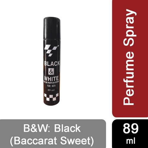 Foto Produk Parfum Pria Original Eau De Parfum | Parfum Black & White - Hitam dari Sisedapepade