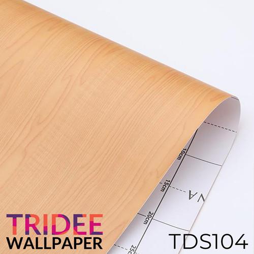 Foto Produk Stiker Dekorasi Kayu Marmer Meja Furniture Dapur Wallpaper | TRIDEE - Kayu Krem dari Tridee Wallpaper