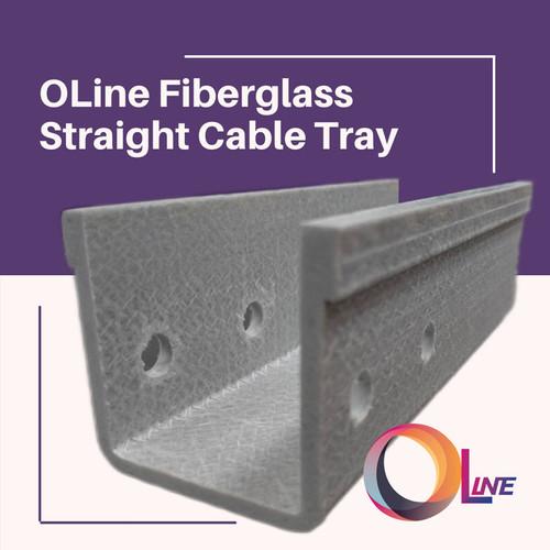 Foto Produk Cable Tray; OLine; 100mm x 100mm x 3000mm dari Orindo Eratec