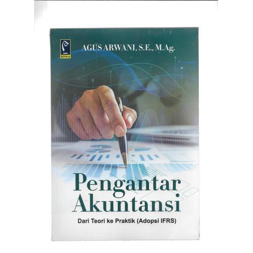 Foto Produk PENGANTAR AKUNTANSI-EC -UR dari Toko Buku Uranus