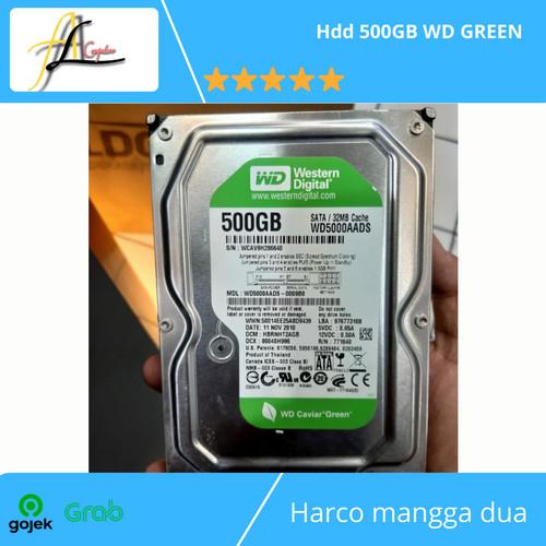 Foto Produk Hdd 500GB WD GREEN dari AL computerr