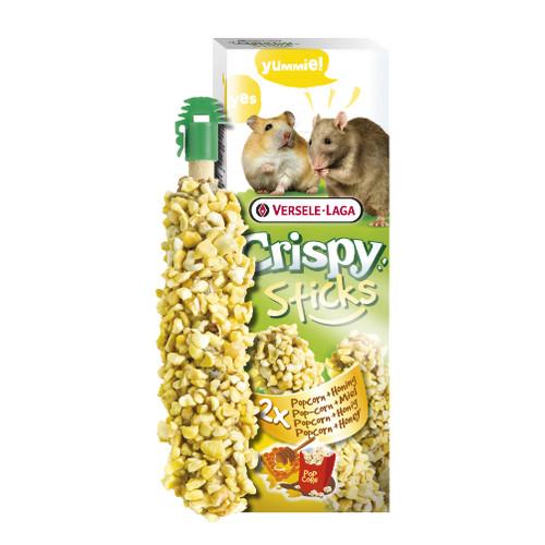 Foto Produk Versele Laga Crispy Sticks Popcorn Honey 110gr 462063 Snack Hamster - EXP 2022-07 dari Hime petshop