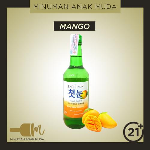 Foto Produk Cheosnun Soju Semua Rasa mirip Cham Joeun - Ori dari Minuman Anak Muda