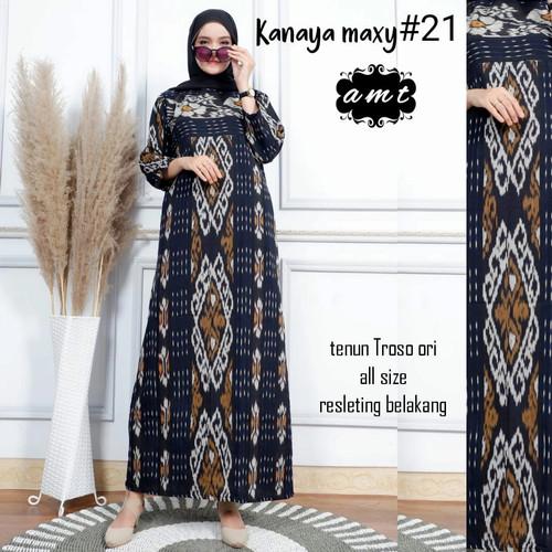 Foto Produk blouse outer tenun camalia dari Jivan Batik