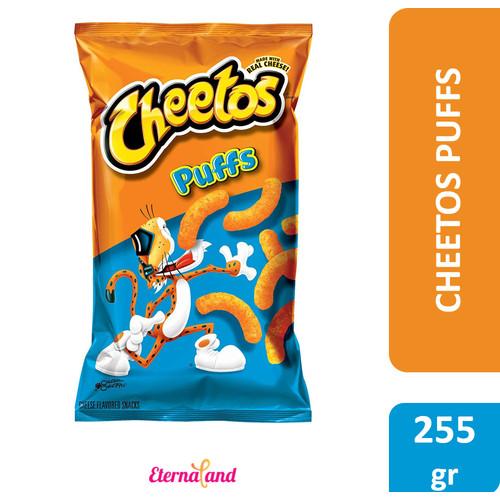 Foto Produk Cheetos snack Impor Amerika - Puffs Jumbo dari Eternaland