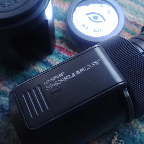 Foto Produk sensorclear loupe merk lens pen dari Cover BAg
