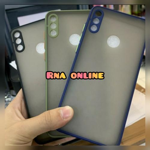 Foto Produk Asus Max Pro M2 Case Dove Matte Transfaran Slim Fuze Macaron dari Rna_online