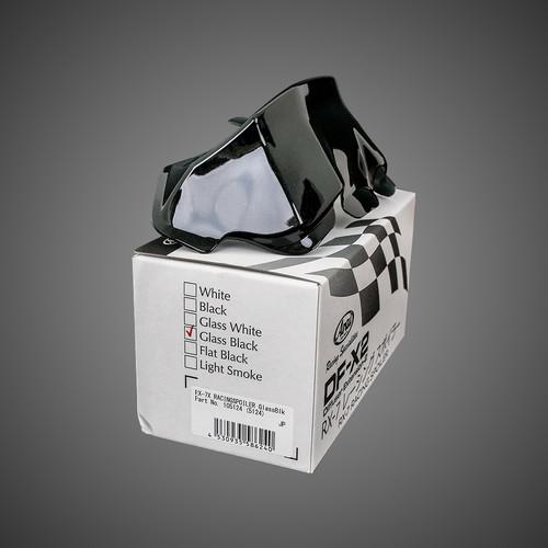 Foto Produk ARAI RX7X DF-X2 Diffuser Extension Racing Spoiler (5124) - Glass Black - AS dari Arai Indonesia