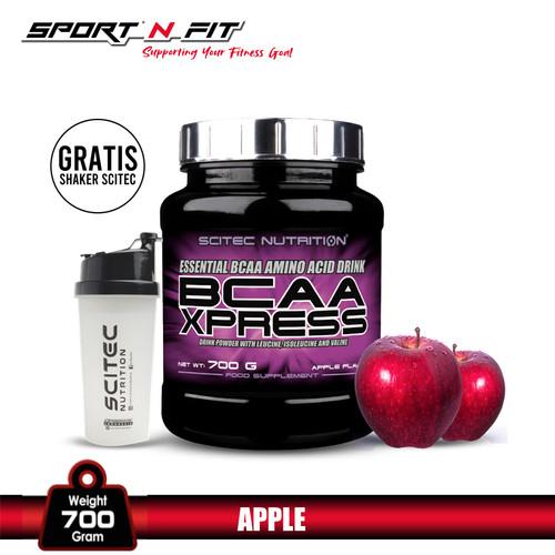 Foto Produk Scitec BCAA Express 700g Apple dari Sport N Fit