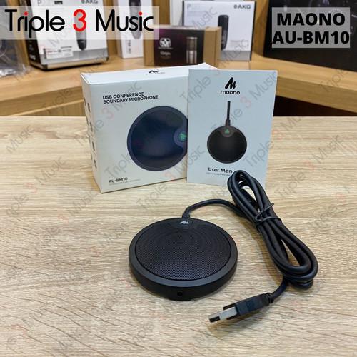 Foto Produk Maono AU-BM10 Mic Usb conference Omni Directional dari triple3music