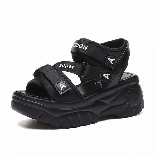 Foto Produk Sandal sepatu GT sport A08 sandal sepatu gunung wanita - Hitam, 37 dari RAY_SHOP09