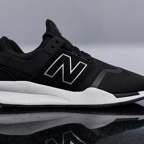 New Balance 247 V2 Blackwhite