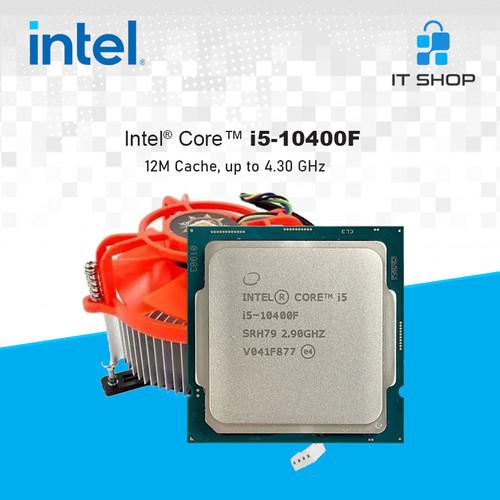 Foto Produk Processor Intel Core i5 10400F - LGA 1200 TRAY dari IT-SHOP-ONLINE