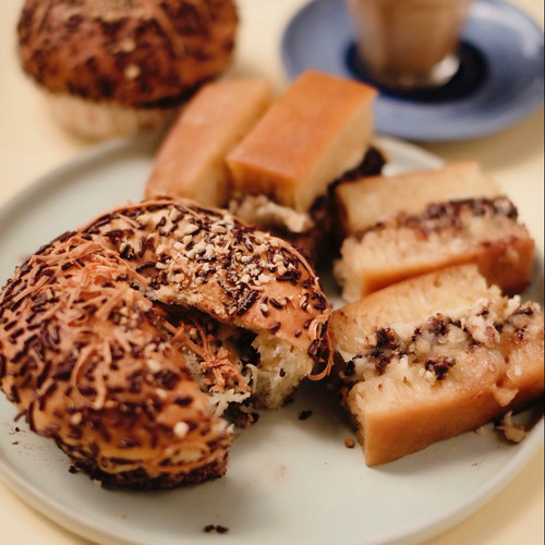 Foto Produk Roti Bunting Martabak dari ROTI ENENG