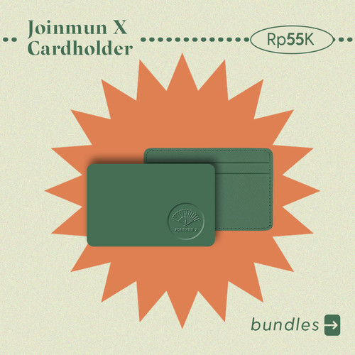 Foto Produk JOINMUN X CARDHOLDER dari Joinmun Store