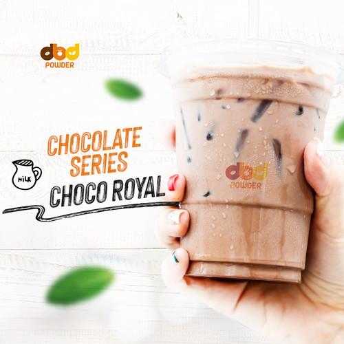 Foto Produk Bubuk Minuman Premium Cokelat - Powder Premium Choco Royal dari DBD POWDER Official