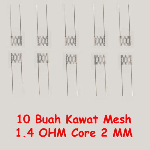Foto Produk RBK MESH OCC Rebuild Kit 0.15 0.2 0.3 0.4 0.6 0.8 1.2 - MESH 1.4MTL dari Sempurna Comunication